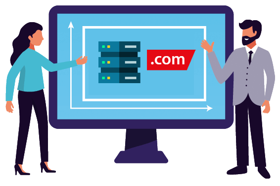 buy domain & hosting